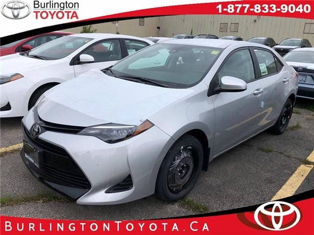 2019 Toyota Corolla LE (Stk: 192174) in Burlington - Image 1 of 5