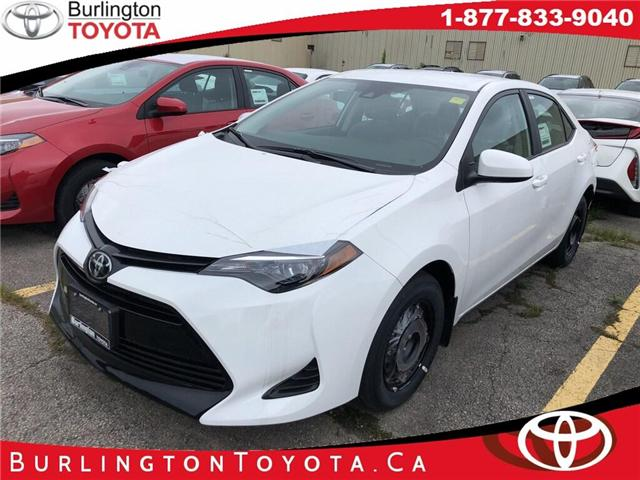 2019 Toyota Corolla CE (Stk: 192179) in Burlington - Image 1 of 5