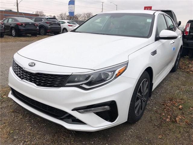 2019 Kia Optima EX (Stk: 903006) in Burlington - Image 1 of 5