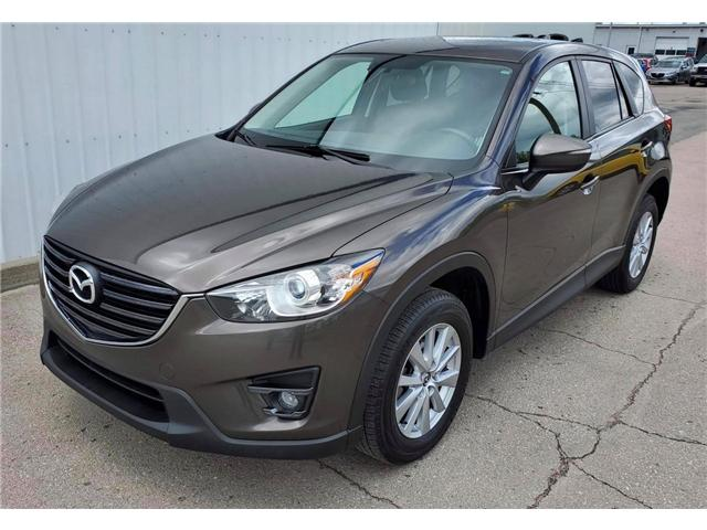 2016 Mazda CX-5 GS (Stk: 6165A) in Alma - Image 1 of 8