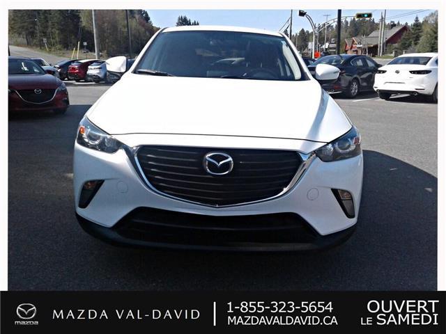 2017 Mazda CX-3 GS (Stk: 19327A) in Val-David - Image 2 of 28