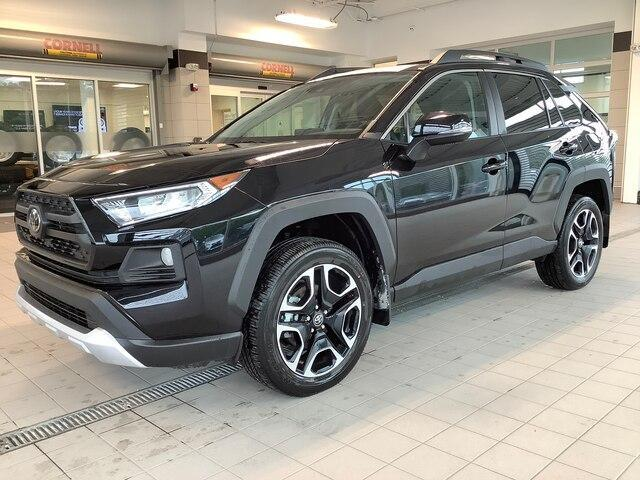 2019 Toyota RAV4 Trail (Stk: 21365) in Kingston - Image 1 of 25