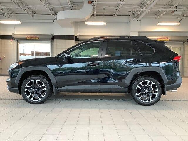 2019 Toyota RAV4 Trail (Stk: 21365) in Kingston - Image 2 of 25