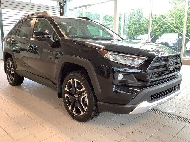 2019 Toyota RAV4 Trail (Stk: 21365) in Kingston - Image 8 of 25