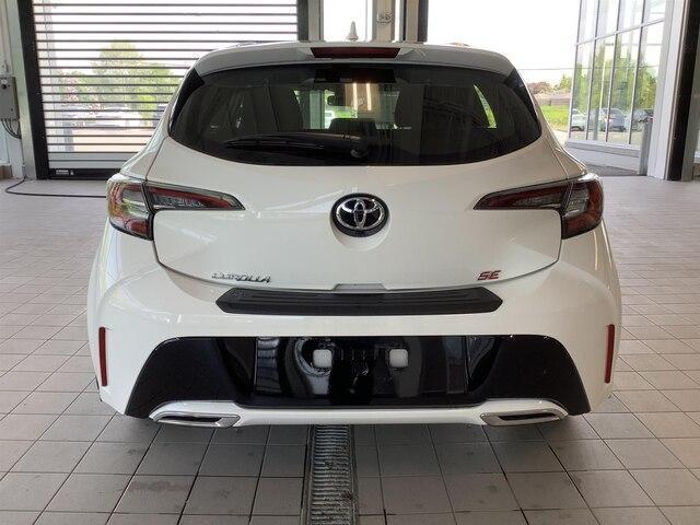2019 Toyota Corolla Hatchback Base (Stk: 21387) in Kingston - Image 4 of 25