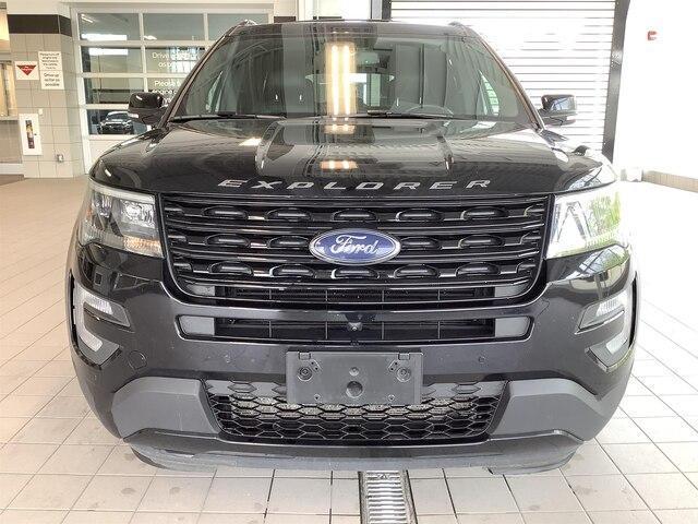 2017 Ford Explorer Sport (Stk: 21294A) in Kingston - Image 9 of 30