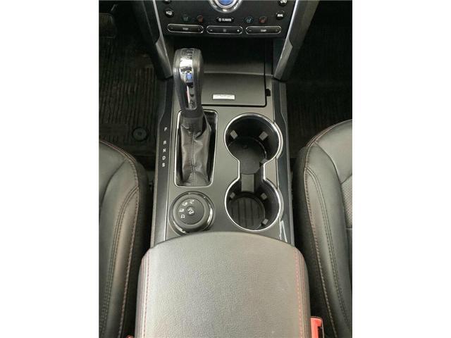 2017 Ford Explorer Sport (Stk: 21294A) in Kingston - Image 21 of 30