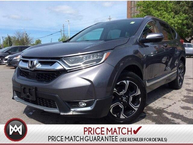 2018 Honda CR-V Touring (Stk: P4579) in Ottawa - Image 1 of 24