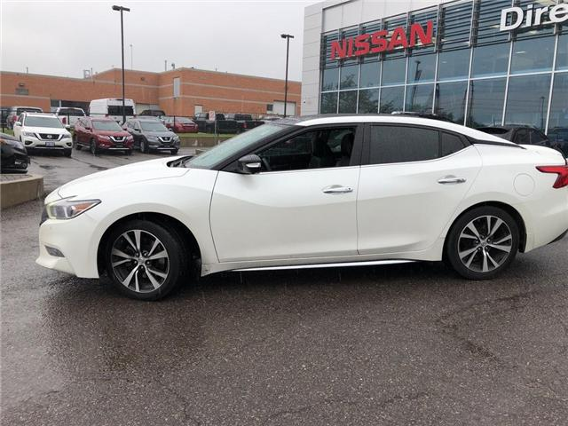 2016 Nissan Maxima PLATINUM | NO ACCIDENTS  (Stk: N3943A) in Mississauga - Image 2 of 21