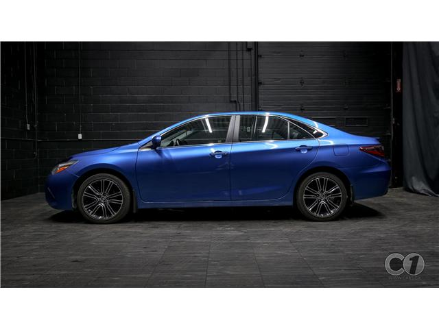 2016 Toyota Camry SE (Stk: CT19-207) in Kingston - Image 1 of 33