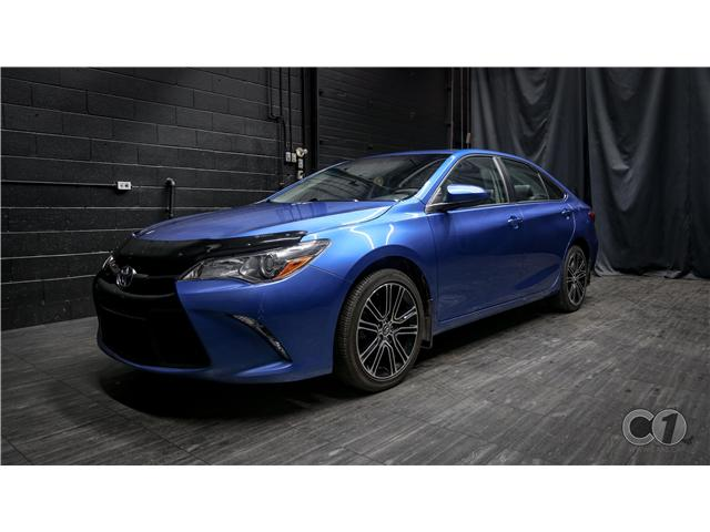 2016 Toyota Camry SE (Stk: CT19-207) in Kingston - Image 2 of 33