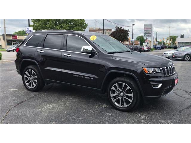 2018 Jeep Grand Cherokee Limited (Stk: 19897A) in Windsor - Image 2 of 14