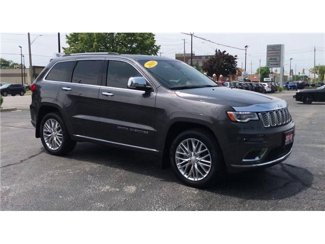 2018 Jeep Grand Cherokee Summit (Stk: 19269A) in Windsor - Image 2 of 14