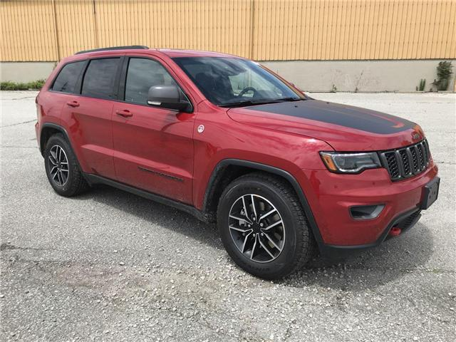2019 Jeep Grand Cherokee Trailhawk (Stk: 191179) in Windsor - Image 1 of 14