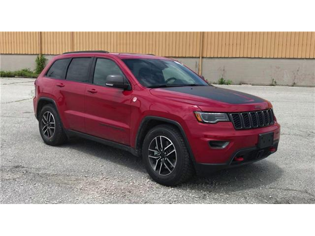 2019 Jeep Grand Cherokee Trailhawk (Stk: 191179) in Windsor - Image 2 of 14