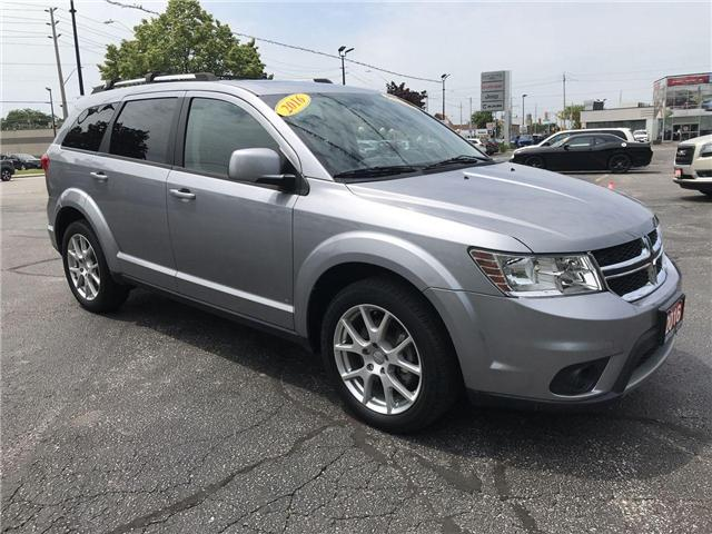 2016 Dodge Journey SXT/Limited (Stk: 191176A) in Windsor - Image 1 of 15