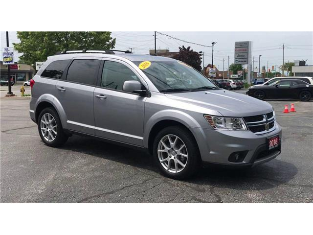 2016 Dodge Journey SXT/Limited (Stk: 191176A) in Windsor - Image 2 of 15