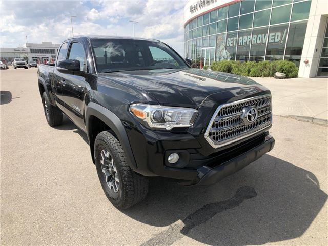 2016 Toyota Tacoma  (Stk: 2900878A) in Calgary - Image 1 of 16