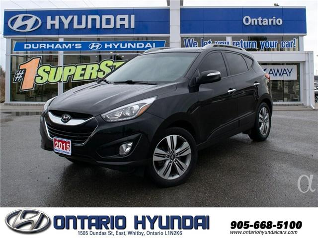 2015 Hyundai Tucson Limited (Stk: 32556K) in Whitby - Image 1 of 20