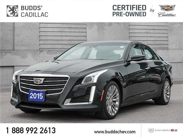 2015 Cadillac CTS 3.6L Luxury