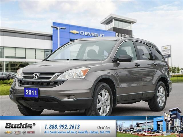 2011 Honda CR-V LX (Stk: EQ9033AA) in Oakville - Image 1 of 24