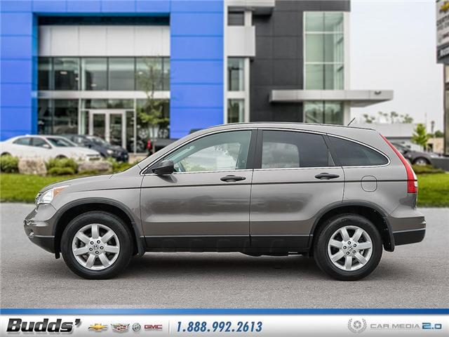 2011 Honda CR-V LX (Stk: EQ9033AA) in Oakville - Image 2 of 24