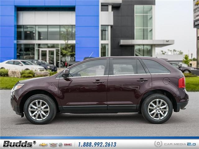2011 Ford Edge Limited (Stk: XT7050LA) in Oakville - Image 2 of 25