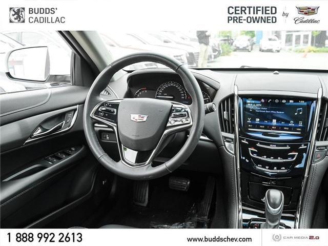 2017 Cadillac ATS 2.0L Turbo (Stk: AT7039L) in Oakville - Image 9 of 25