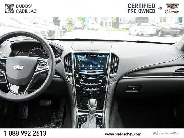 2017 Cadillac ATS 2.0L Turbo (Stk: AT7039L) in Oakville - Image 10 of 25