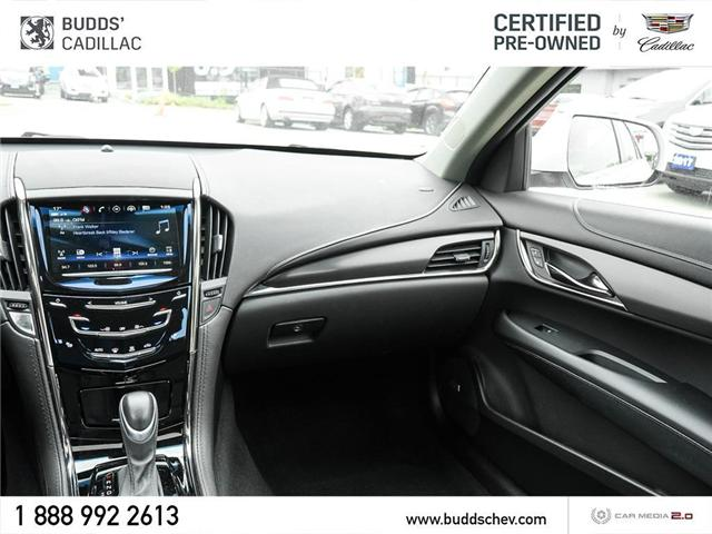2017 Cadillac ATS 2.0L Turbo (Stk: AT7039L) in Oakville - Image 11 of 25