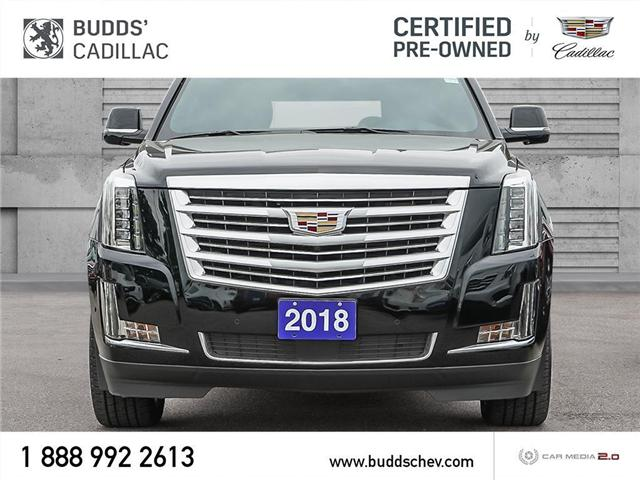 2018 Cadillac Escalade Platinum (Stk: ES8061L) in Oakville - Image 2 of 25