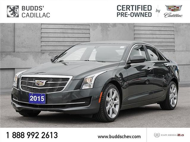 2015 Cadillac ATS 2.0L Turbo (Stk: XT7126T) in Oakville - Image 1 of 25