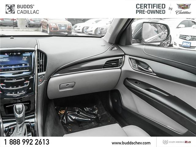 2015 Cadillac ATS 2.0L Turbo (Stk: XT7126T) in Oakville - Image 11 of 25