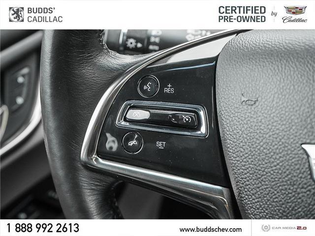 2015 Cadillac ATS 2.0L Turbo (Stk: XT7126T) in Oakville - Image 21 of 25