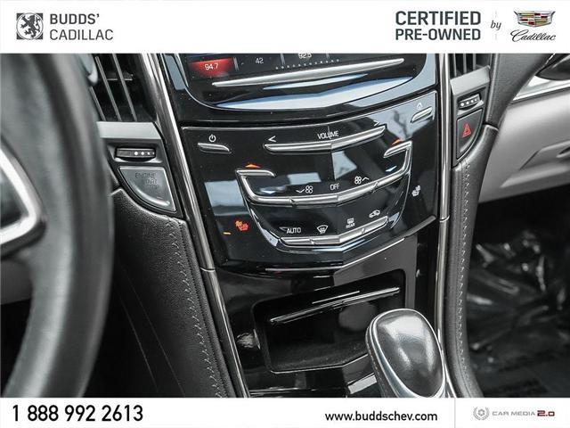 2015 Cadillac ATS 2.0L Turbo (Stk: XT7126T) in Oakville - Image 25 of 25