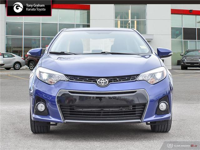 2016 Toyota Corolla  (Stk: M2646) in Ottawa - Image 2 of 29