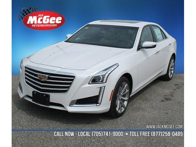 2019 Cadillac CTS 2.0L Turbo Luxury (Stk: 19407) in Peterborough - Image 1 of 3