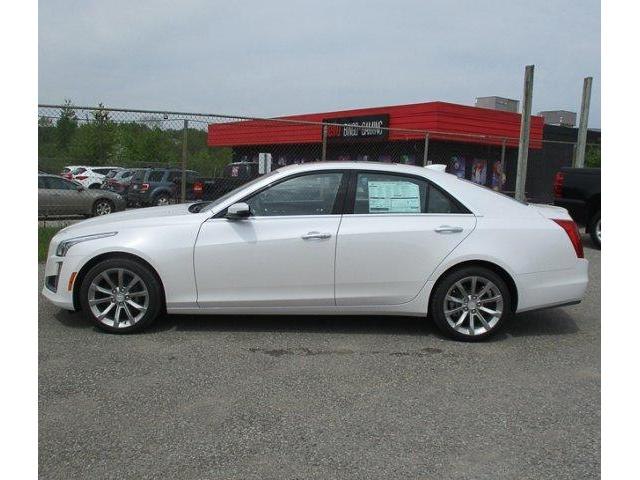 2019 Cadillac CTS 2.0L Turbo Luxury (Stk: 19407) in Peterborough - Image 2 of 3