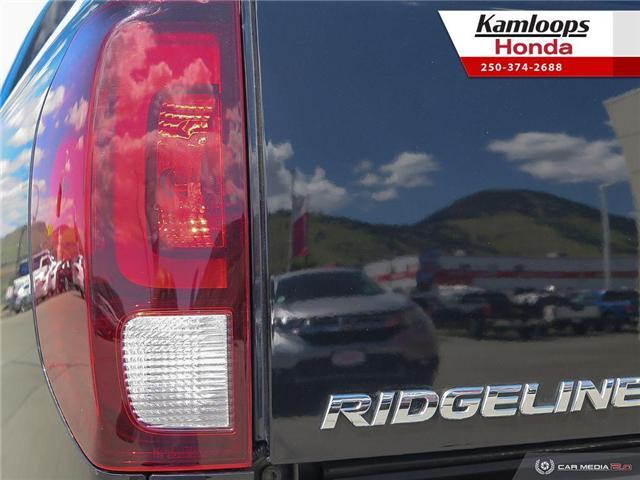 2017 Honda Ridgeline Touring (Stk: 14002A) in Kamloops - Image 12 of 25