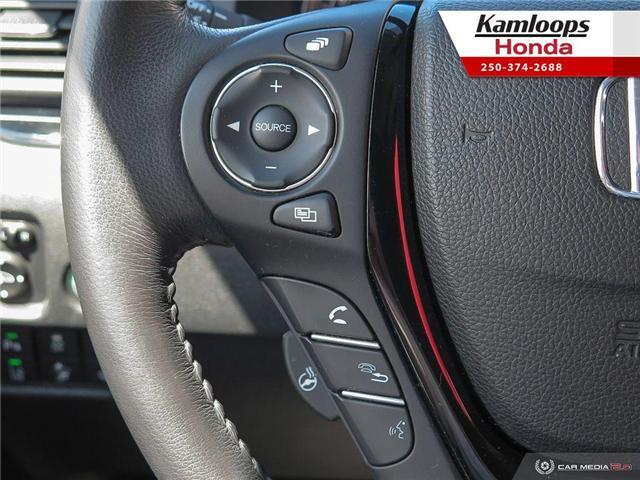 2017 Honda Ridgeline Touring (Stk: 14002A) in Kamloops - Image 17 of 25