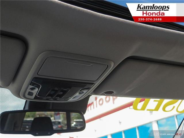 2017 Honda Ridgeline Touring (Stk: 14002A) in Kamloops - Image 20 of 25