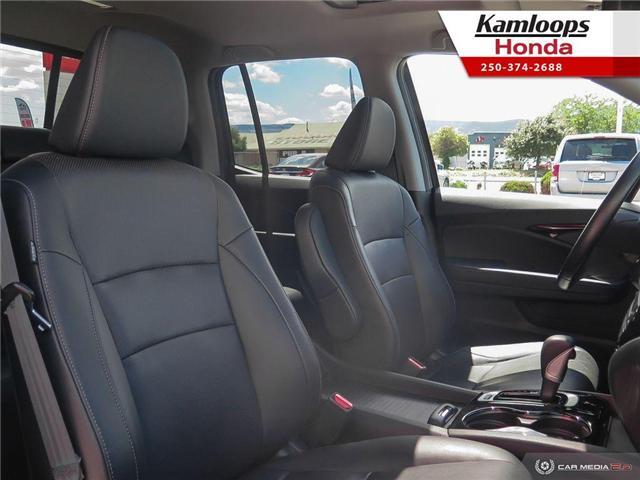 2017 Honda Ridgeline Touring (Stk: 14002A) in Kamloops - Image 22 of 25