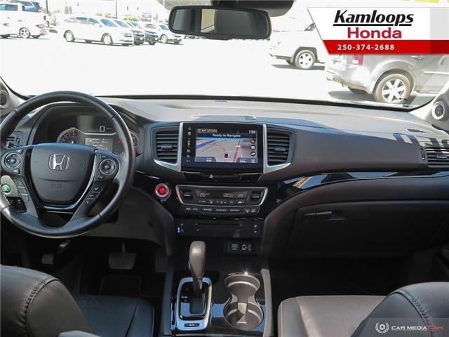 2017 Honda Ridgeline Touring (Stk: 14002A) in Kamloops - Image 24 of 25