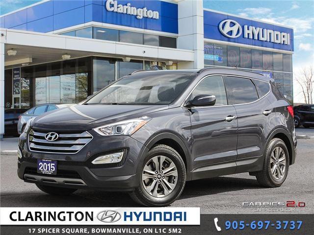 2015 Hyundai Santa Fe Sport 2.4 Luxury (Stk: U899) in Clarington - Image 1 of 27