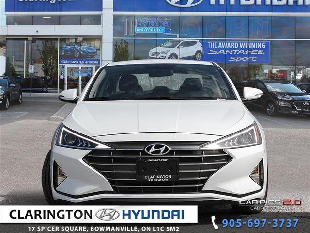 2019 Hyundai Elantra Preferred (Stk: 18622) in Clarington - Image 2 of 27