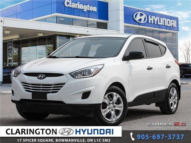 2015 Hyundai Tucson GL (Stk: U871A) in Clarington - Image 1 of 27
