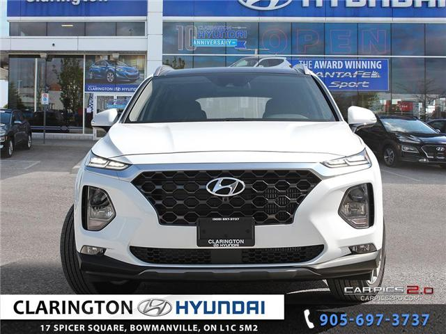 2019 Hyundai Santa Fe Luxury (Stk: 18593) in Clarington - Image 2 of 27