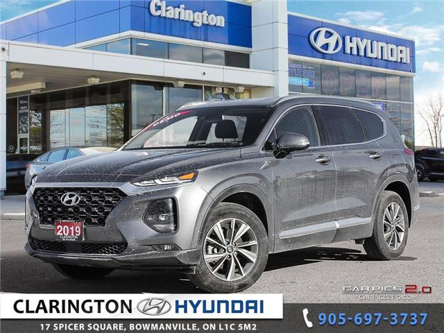 2019 Hyundai Santa Fe Preferred 2.4 (Stk: 18485) in Clarington - Image 1 of 27