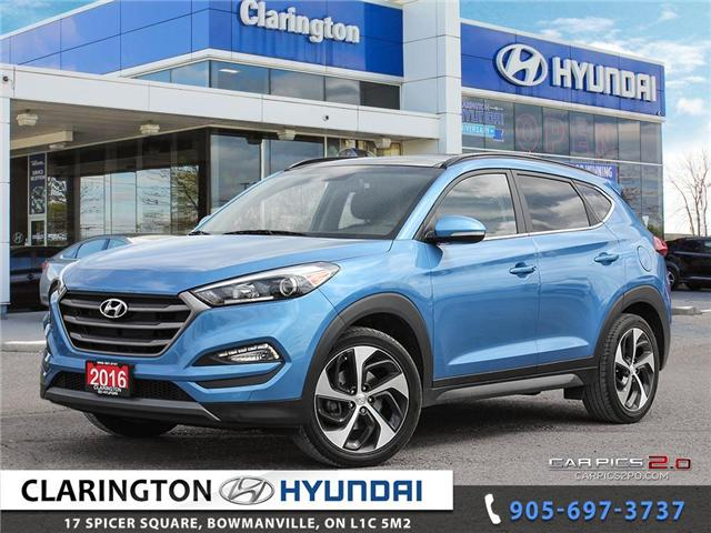 2016 Hyundai Tucson Limited (Stk: 19206A) in Clarington - Image 1 of 27