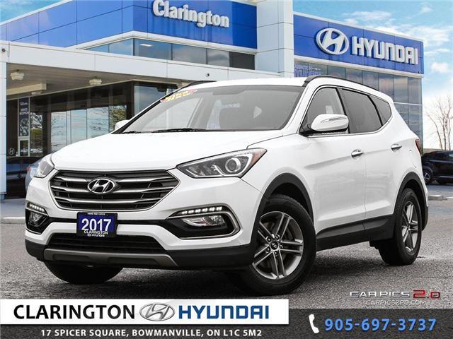 2017 Hyundai Santa Fe Sport 2.4 Premium (Stk: U880) in Clarington - Image 1 of 25